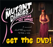 The Mutant Diaries DVD